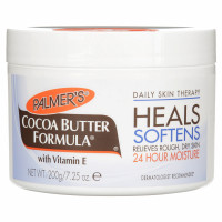 Cocoa Butter Formula Daily Skin Therapy Solid Lotion - 200 gm