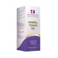 Unisex Dead Sea Mineral Toning Gel With Herebal Extract & Vitamin E - 150 ml