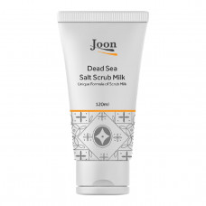 Unisex Dead Sea Salt Scrub Milk Unique Formula Of Scrub Milk - 120 ml