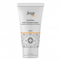Unisex Dead Sea Antipsoriasis Cream - 120 ml