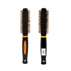 Black and Orange Hair Brush