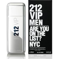 212 VIP Eau De Toilette for Men 100 ml