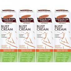 Cocoa Butter Formula Bust Cream With Vitamin E - 4 pieces