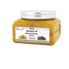 Myrrh And Turmeric Scrub 2 - 50 gm