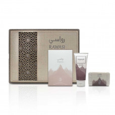 Rawasi White Eau de Perfume Set For Women - 3 Pieces