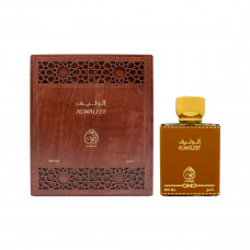 Alwaleef Brown Eau de Perfume for Men - 100 ml