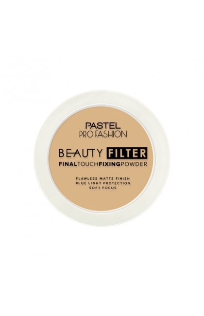 Beauty Filter Fixing Powder - 01