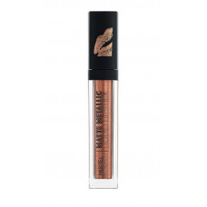 Profashion Matte Metallic Liquid Lipstick Golden Age - 505
