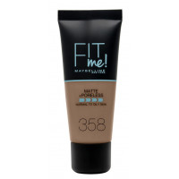 Fit Me Liquid Foundation Matte & Poreless - Normal To Oily Skin - 358