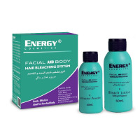 Facial and Body Hair Bleaching System - 60 ml